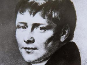 Heinrich von Kleist. Foto tomada de: goo.gl/HRbHTJ