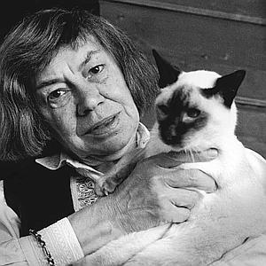 Portrait Of Patricia Highsmith
