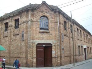 Casa de la cultura de Caldas, Antioquia