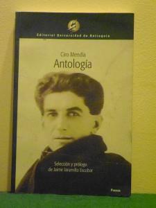 Antología poética de Ciro Mendía