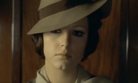 Stefania Sandrelli en El conformista de Bernardo Bertolucci