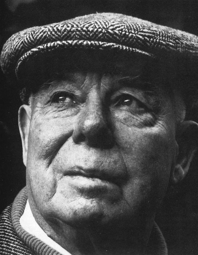 El maestro del realismo poético francés, Jean Renoir.