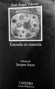 Entrada en materia, Literariedad.co