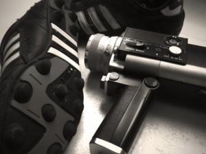 Los sueños entre los guayos y la cámara