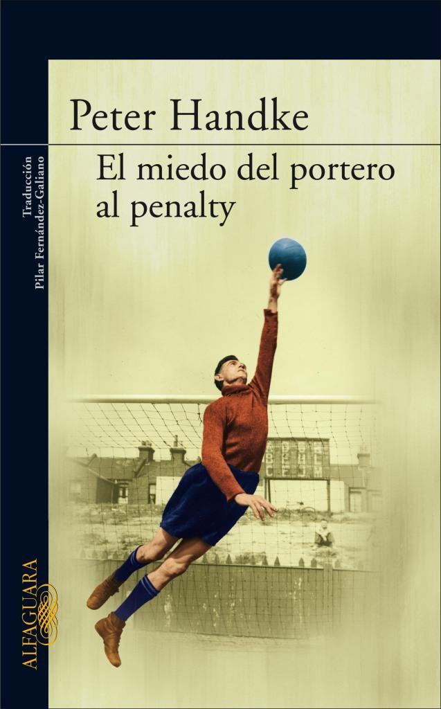 El miedo del portero ante el penalty es el crimen