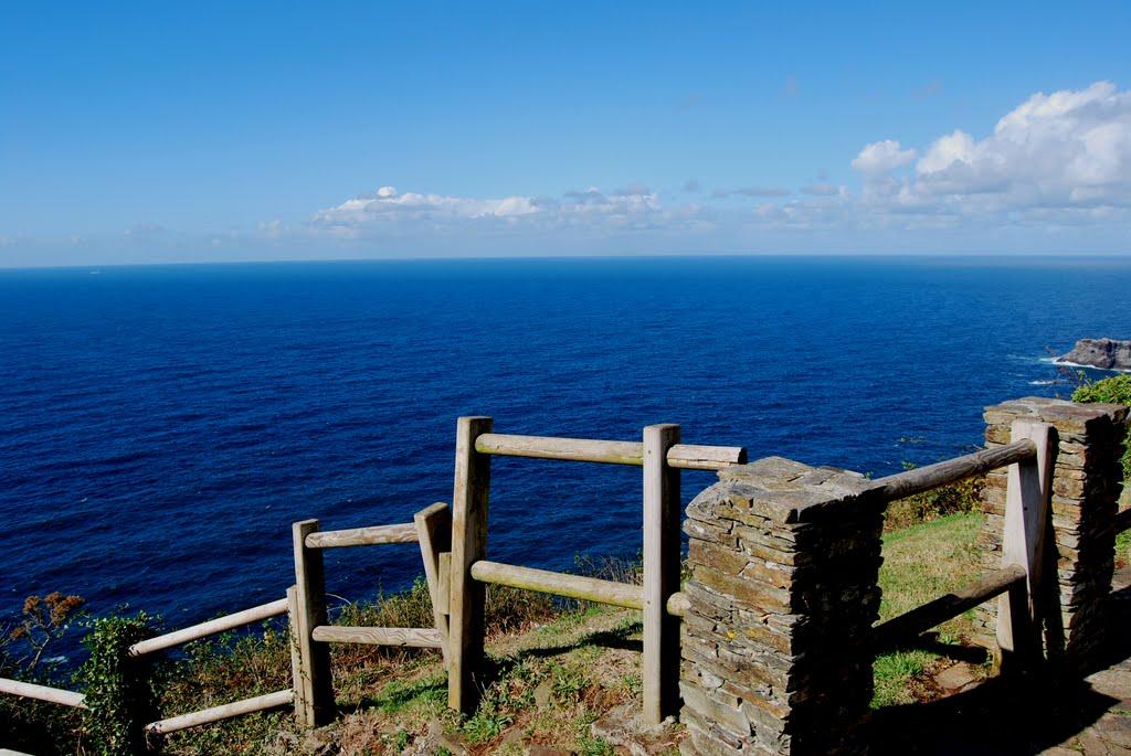 Mirador al Océano Atlántico. Foto: Ana Docal