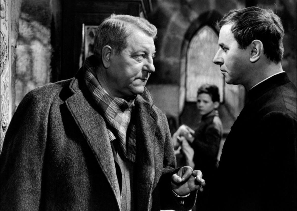 Maigret en El caso Saint-Fiacre. Foto tomada de: