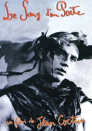 Cartel del filme poético: La sangre de un poeta. Tomado de:
