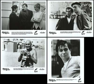 Fotogramas de la película Prick up your ears. Tomados de: movieposter.com