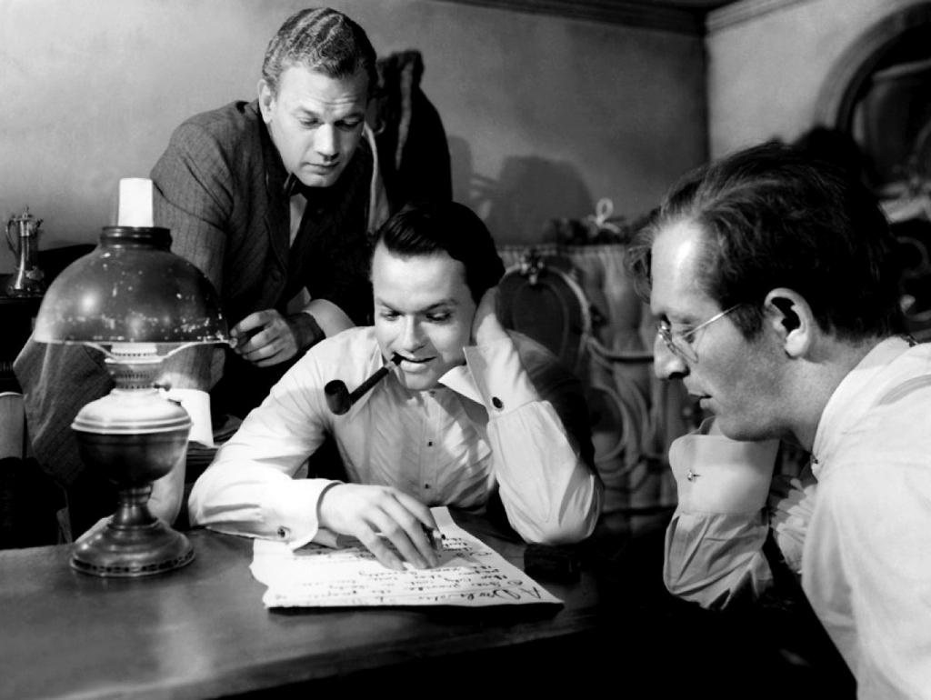 La paradigmática obra de Orson Welles y su Ciudadano Kane.
