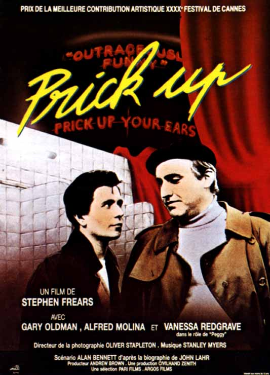 Afiche de la película.
