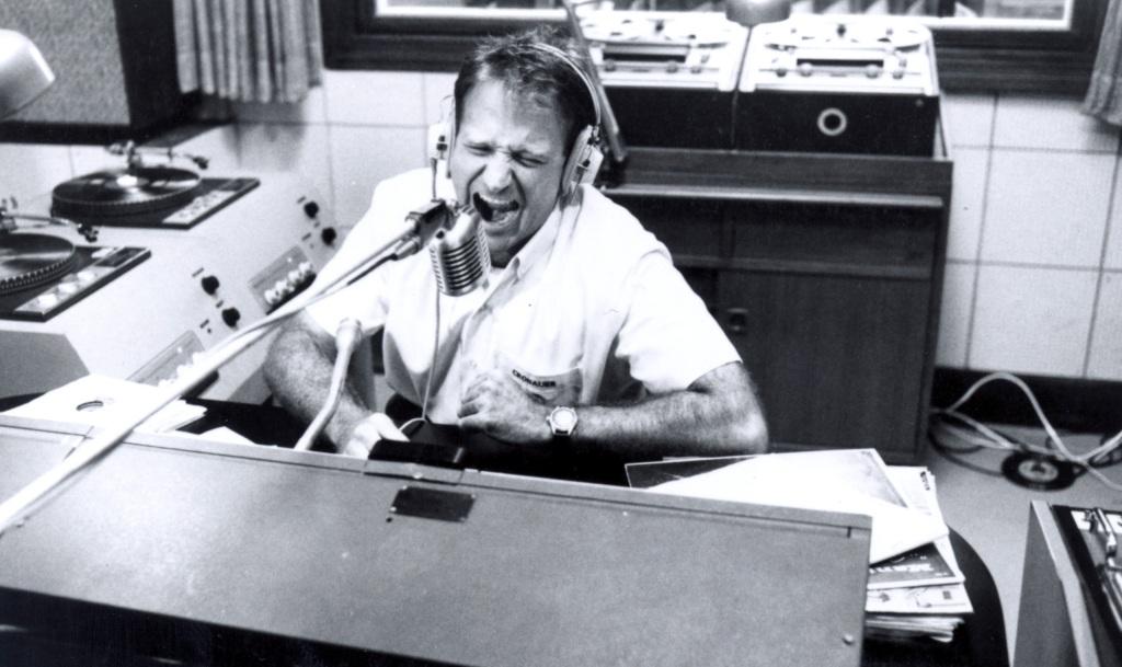 La voz de aliento de la radio para los soldados en Vietnam.