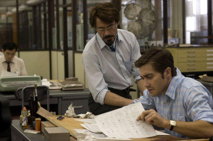 Los periodistas como detectives tras un asesino en serie.