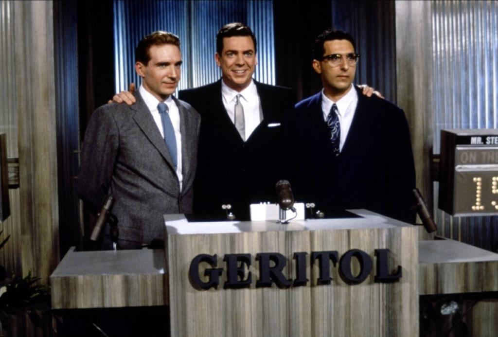 El show de la televisión bajo la mirada de Robert Redford.
