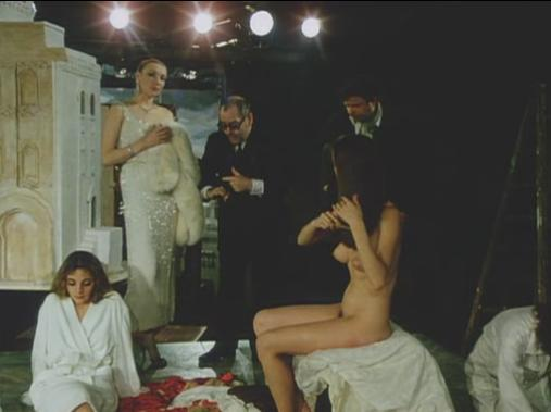 La pasión de Parsifal por la televisión.