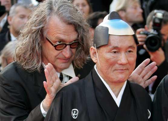 Bajo los hombros de Kitano. Foto tomada de: