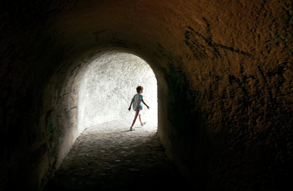 Foto: Túnel, Enric Sirera.