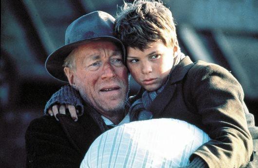 Pelle Hveneggard en esa magistral historia-saga de Bill August. | Foto tomada de: nafilmy.com