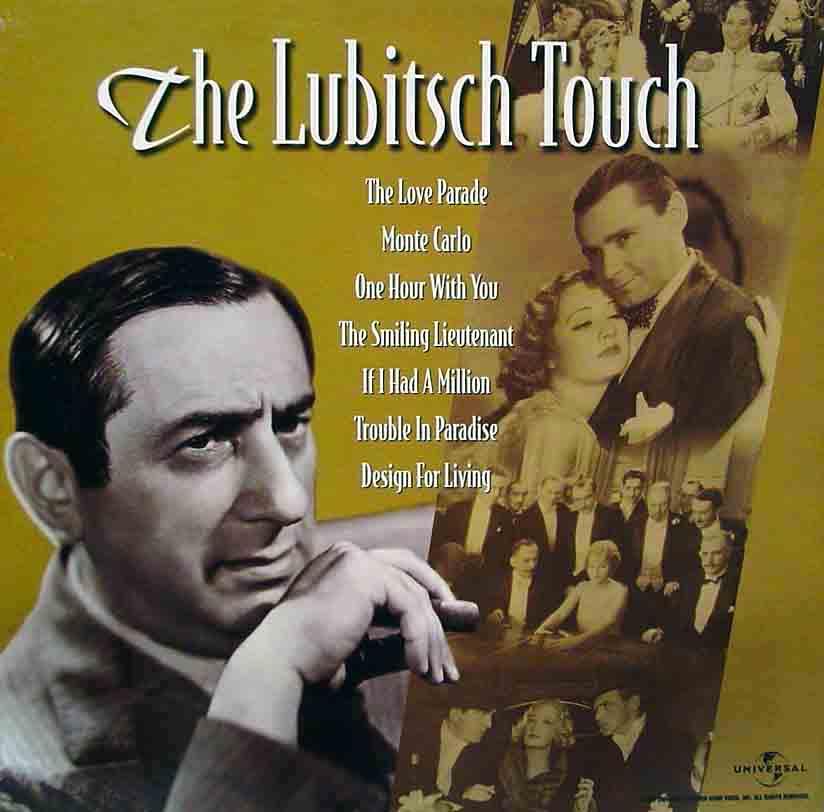 Ernst Lubitsch y su toque.