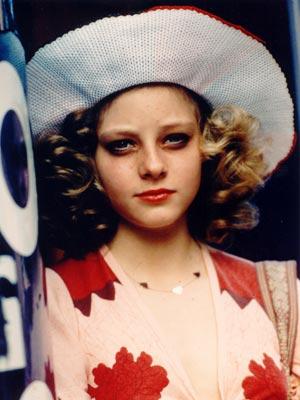 Jodie Foster la lolita malosa de Taxi Driver de Martin Scorsese. | Foto tomada de: moviefanfare.com