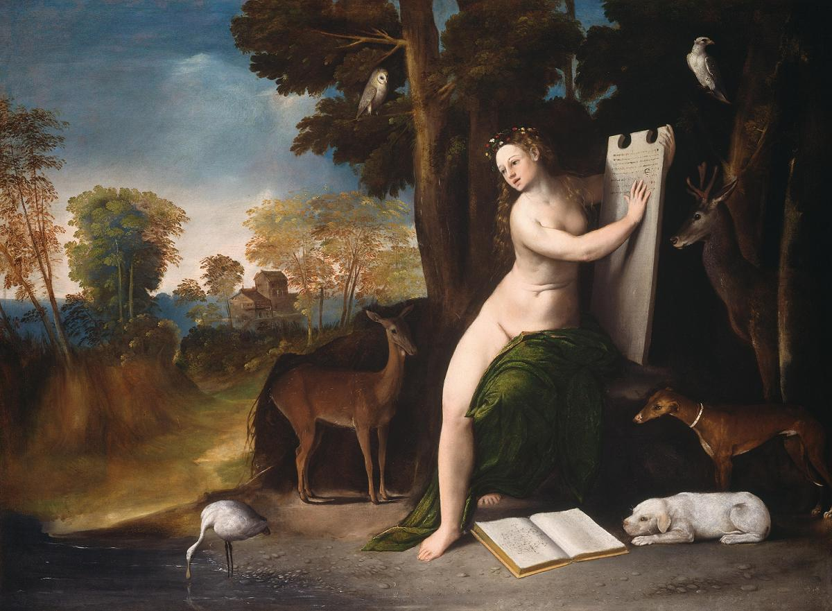 Dosso Dossi: Circe. National Gallery of Art en Washington.