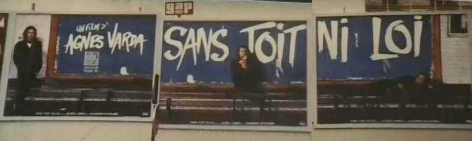 """""""Mona (Sandrine Bonnaire) nació de emociones fuertes: la gente que muere de frío, la crueldad de esta muerte. Eso me rebela, me insulta. Me perturba que en nuestro siglo, con todos sus adelantos y organizaciones sociales, haya gente sola, no solo pobres, sino sin nada, que mueren de frío en las calles"""". A.V."""