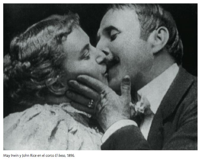 El beso de Edison.