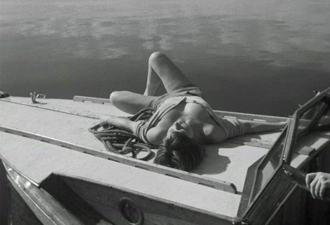 Un verano con Mónica de Bergman.
