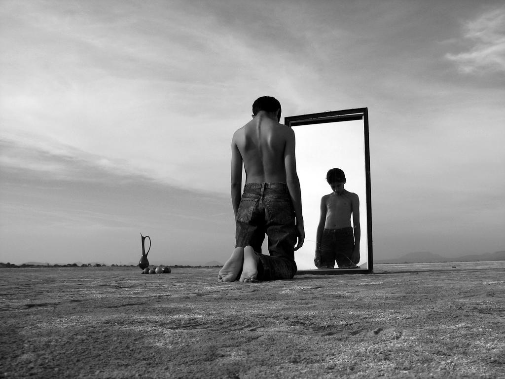 Foto: Saúl Landell ¿De cuántos espejos estaré hecho?