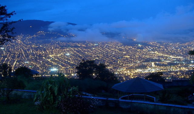 Medellín de madrugada, Diana Milena Páez Buitrago