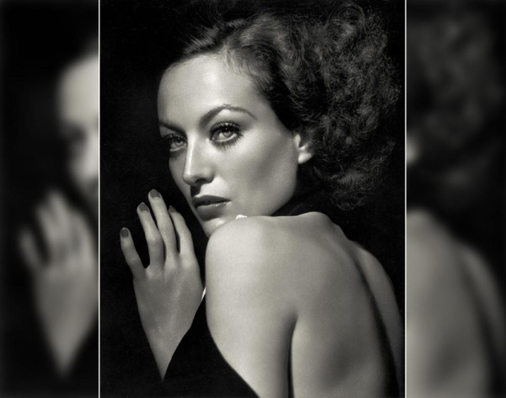 Nunca salgo de casa hasta que me parezco a Joan Crawford, la estrella del cine. Si quieres ver a la chica de la puerta de al lado, ve a la puerta de al lado.