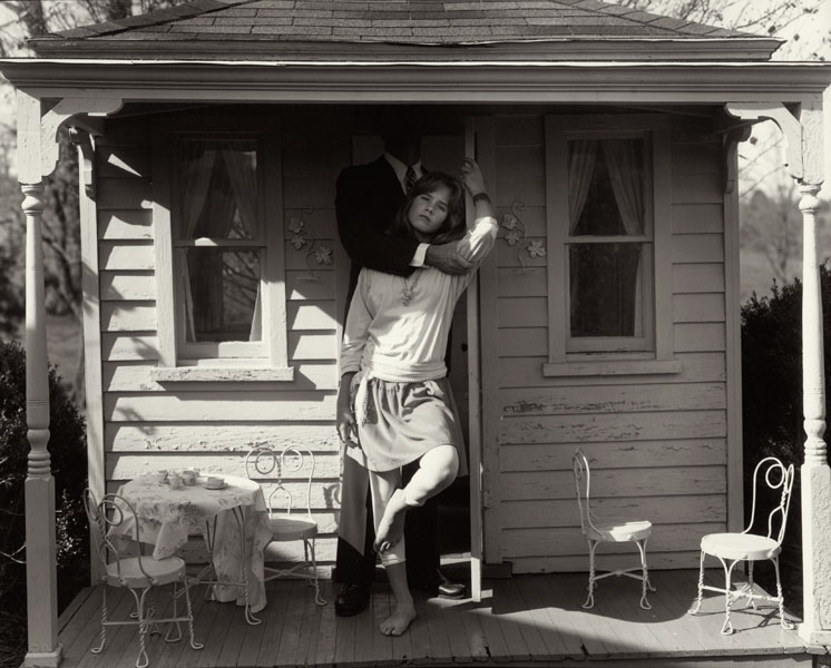 Foto: Sally Mann ©. Family Pictures.
