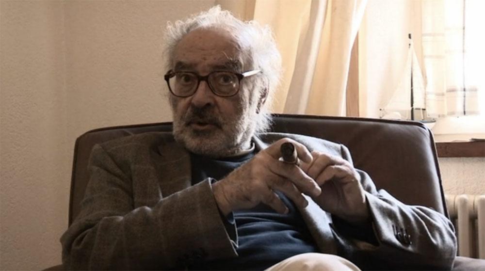 Jean-Luc Godard: Lo bueno del cine es que durante dos horas los problemas son de otros.
