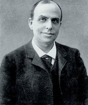 Marcel Schwob. (Foto tomada de enriquevilamatas.com).