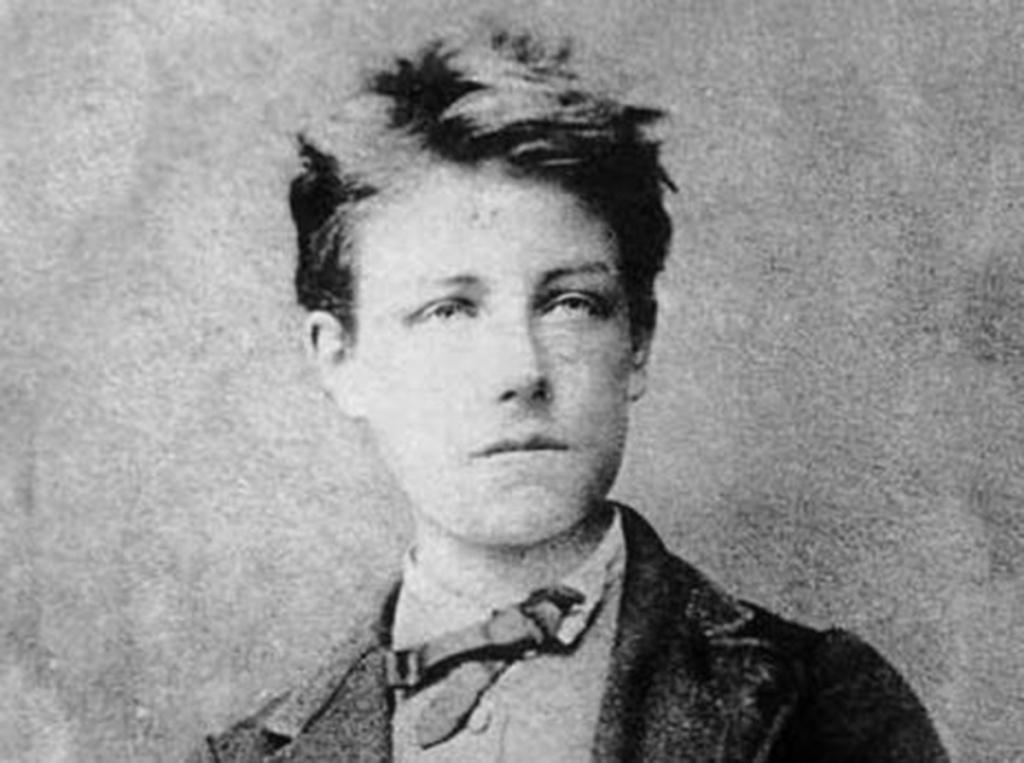Arthur Rimbaud. Foto tomada de islamhoy.com.