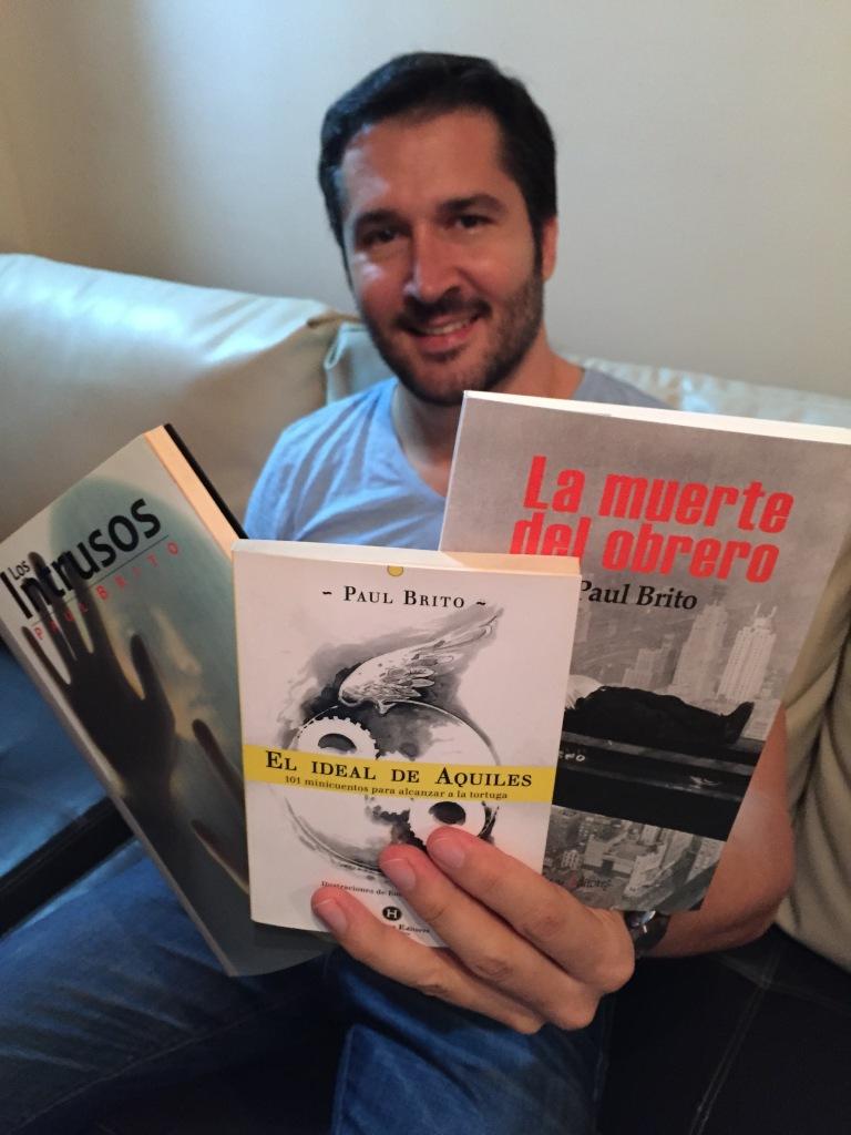 Paul Brito Ramos.