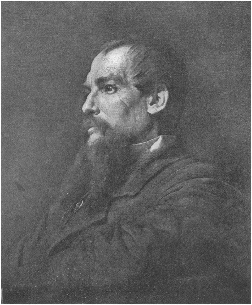Richard F. Burton. Imagen tomada de gutenberg.org.