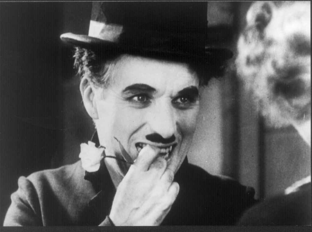 Charles Chaplin, City Lights.
