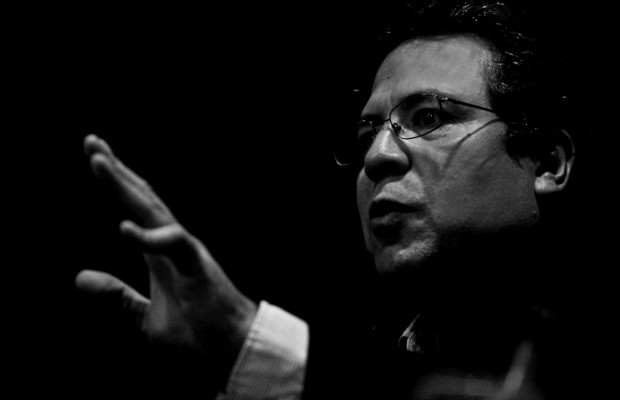Alberto Salcedo Ramos. ( Foto tomada de: revoluciontrespuntocero.com).