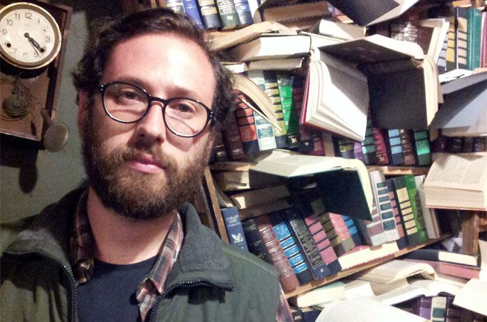 Emmanuel Taub. (Foto: agendacultural.buenosaires.gob.ar).