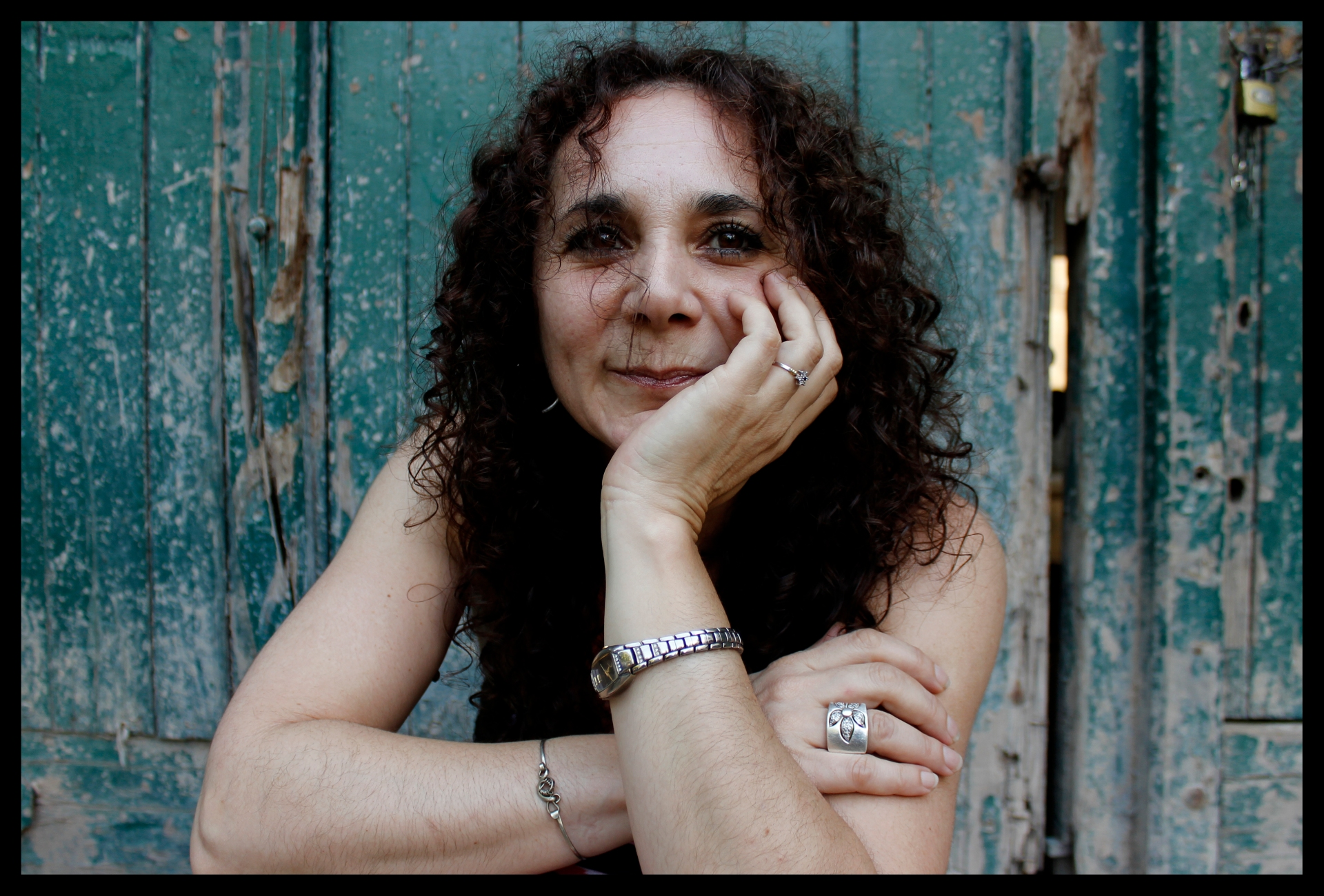 Gabriela Pais, Buenos Aires, Argentina. Foto de su archivo personal.