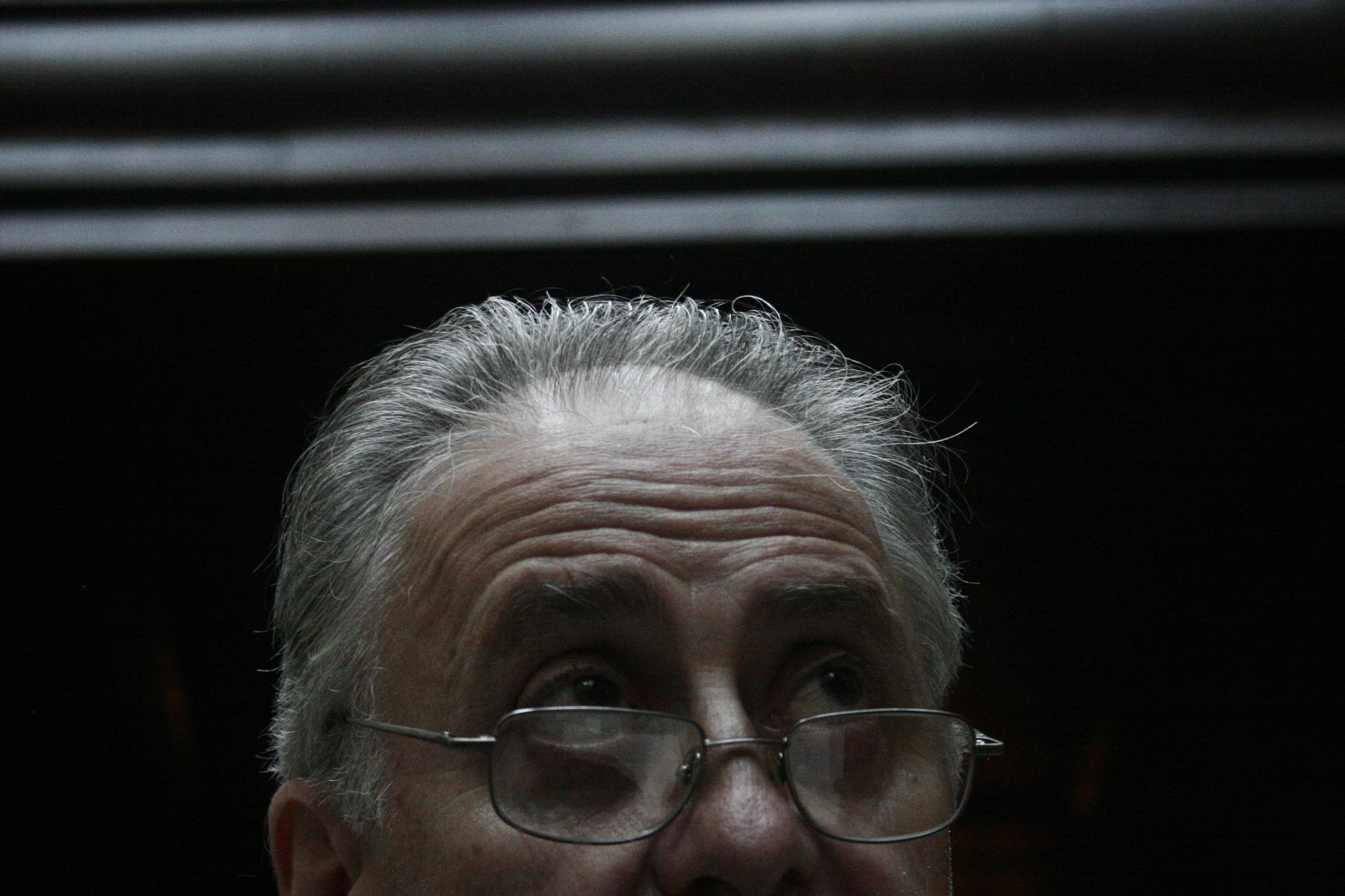 Jorge Boccanera. Foto: Lucio Ramírez (blog.eternacadencia.com.ar)