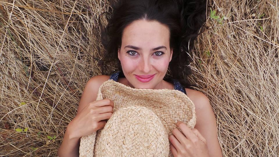 Marina Perezagua, escritora.