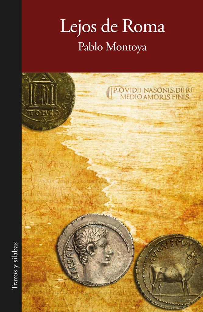 Carátula de Lejos de Roma. Sílaba Editores.