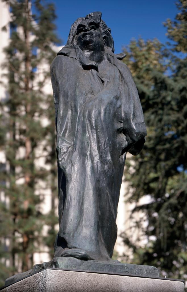 Escultura creada por Rodin.