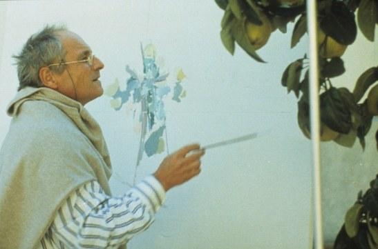 La película posibilita el diálogo entre el cine y la pintura.