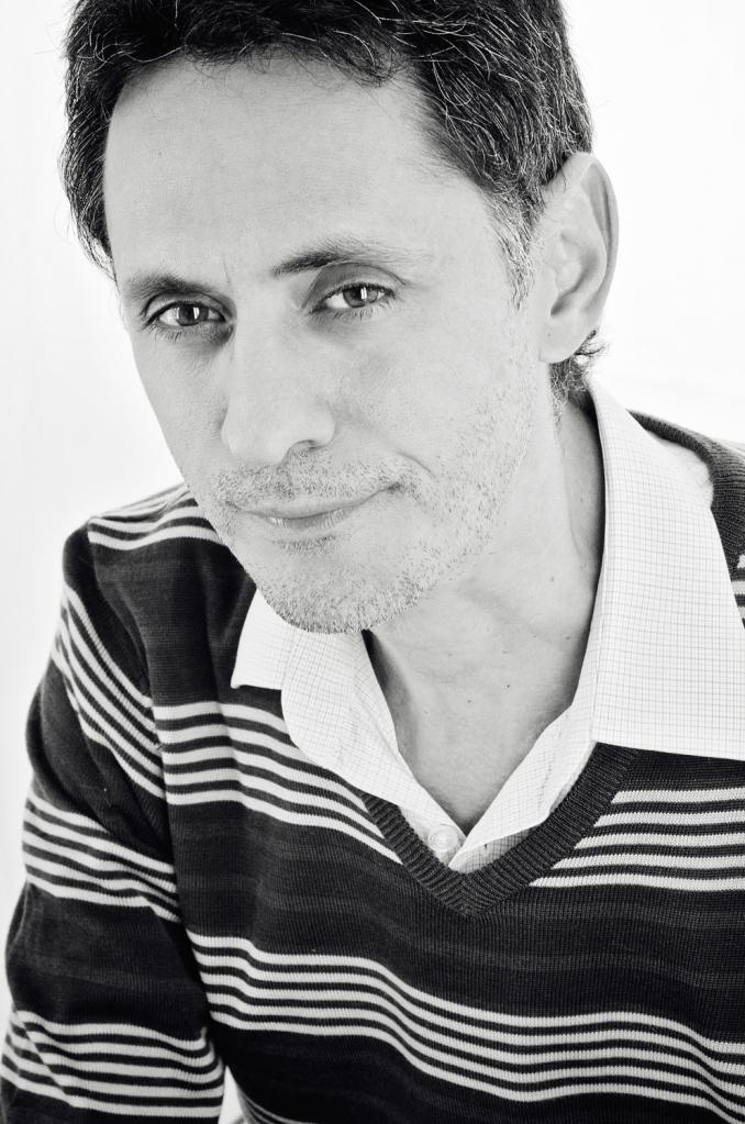 Pablo Montoya. Foto, Adriana Agudelo-Toro