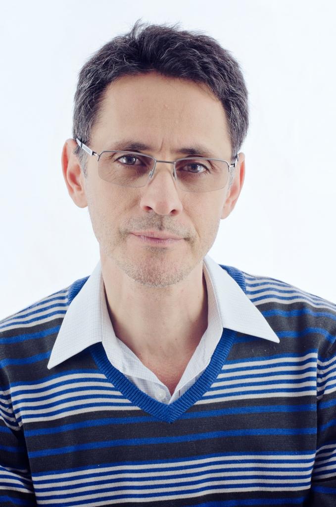 Pablo Montoya. Foto por Adriana Agudelo-Toro