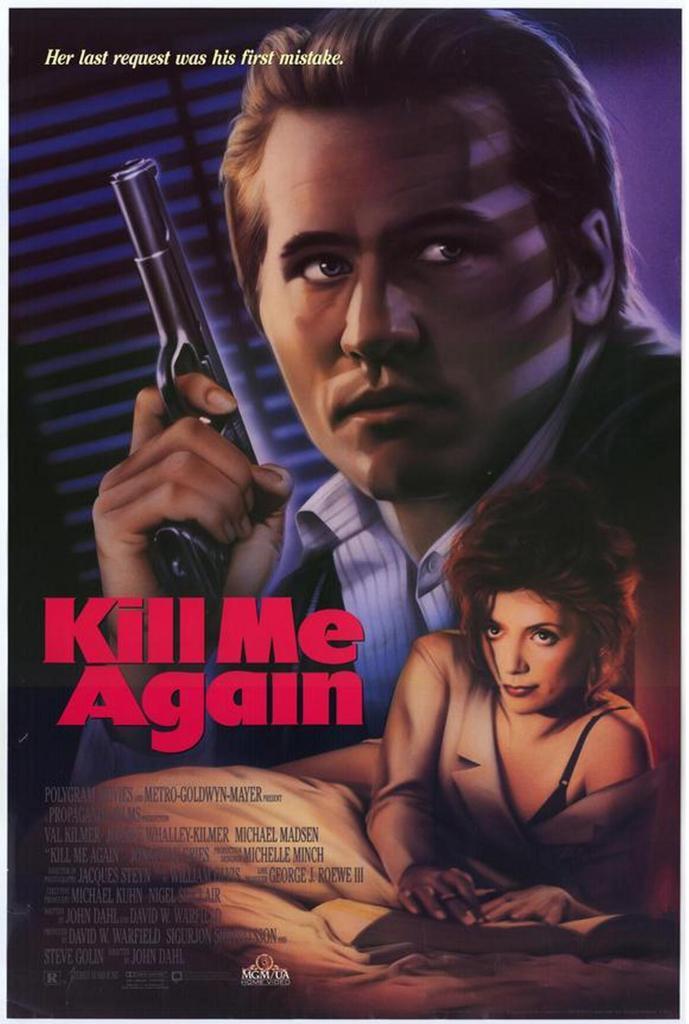 Rememora el cine negro clásico de los años 40 con los elementos del género: robo, asesinato, femme fatale, detective, triángulo amoroso, traiciones y venganzas.