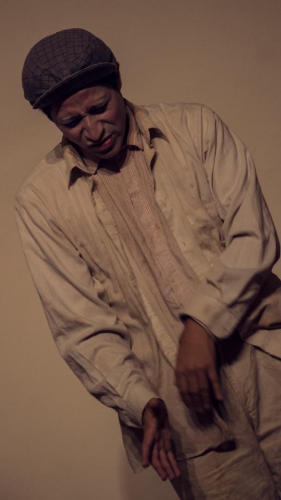 Simplemente José. X2 Teatro. Foto: Andrés Felipe Rivera.